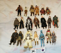 Star Wars Action Figure Disney TFA and Rogue One lot, many figures included