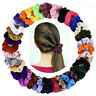 10pcs Hair Scrunchies Velvet Scrunchy Bobbles Strong Elastic Hair Bands Holder