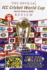 The Official ICC Cricket World Cup South Africa 2003 Review