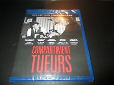 "BLU-RAY NF ""COMPARTIMENT TUEURS"" Catherine ALLEGRET Simone SIGNORET Yves MONTAND"