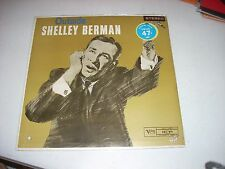 Shelley Berman Outside Verve Stereo LP SEALED NM/NM c/o holes