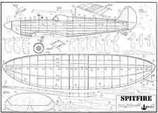 Conjunto de plan Modelhob Spitfire