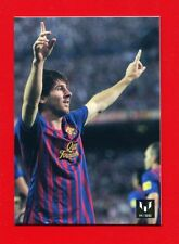 MESSI OFFICIAL CARD - Barcellona Card Icons - n. 39 - 73° GOAL IN 2011-12 -New