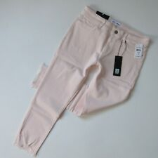 NWT DL1961 Florence in Blush Pink Instasculpt Crop Stretch Jeans 30 $188