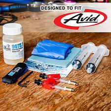BRR Brake Bleed Kit for Avid Hydraulic Brakes  - Juicy, Elixir, Code,R, XO,XX