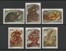 POLAND 1986 FOLK TALES *MNH FULL SET*