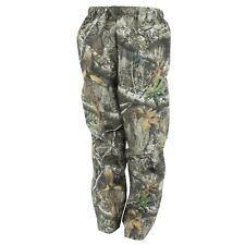 0e6a0da99c41f Frogg Toggs Pro Action Rain Pants Realtree Edge Camo All Sizes