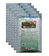 100 Tea Bags Mulberry Tea Herbal Herb Tea 5 packages