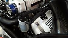 2007-2014 Ford Mustang JLT Oil Separator 3.0 Driver Side Silver GT500 5.8  5.4