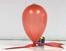 Red Hanging Solar Balloon lantern Light