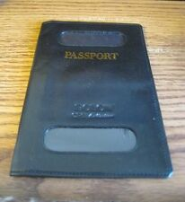 Passport holder Bolon Cps Collection Leather. Nwtags Vintage
