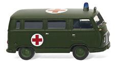 Wiking 069508 - 1/87 Bundeswehr - Ford Fk 1000 Bus - Neu