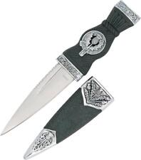 NEW War Sword Scottish Highland Dress Regimental Sgian Dubh Boot Knife