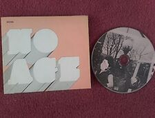 "NO AGE ""Nouns"" CD Album 2008 Sub Pop. Limited Edition With Booklet. SPCD 772. EX"