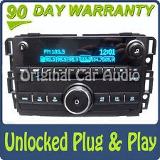 Unlocked 2007 2008 2009 2010 2011 2012 Chevrolet Chevy GMC OEM AM FM Radio MP3