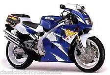 SUZUKI RGV250SP COMPLETE PAINT DECAL SET