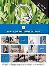 Pilates TV - Stress Relief & Essential Basics : Vol 1 (DVD, 2005)