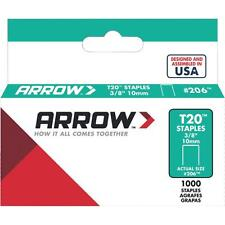 "Arrow 3/8"" Staple"