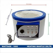 110v or 220v Heating Mantle 20000mL / 20L with Supporting Plug - Check Pictures