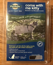 PetSafe Come With Me Kitty Harness and Bungee Leash for Cats, Size M