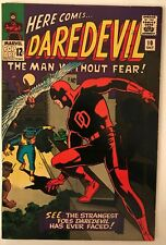 (1965) DAREDEVIL #10! Wally Wood!