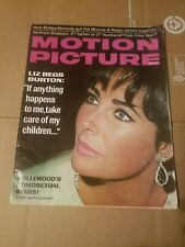 MOTION PICTURE - MAY 1969 - Beatles, Streisand, Newman, Farrow, Previn, Onassis