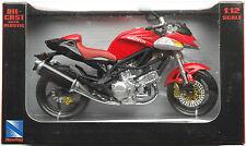NewRay - Cagiva V-Raptor rot 1:12 Neu/OVP Motorrad-Modell