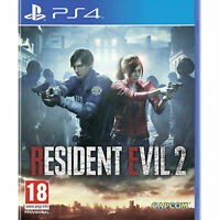 Resident Evil 2 - Remake (Sony PlayStation 4, PS4)