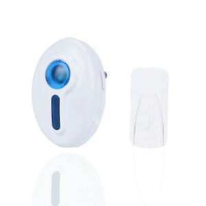 36 Chimes Wireless Doorbell Remote Plug-in Digital Receiver Door bell