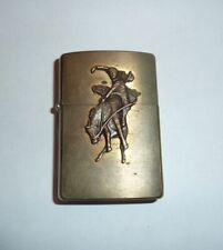 Marlboro Country Store Brass Zippo Lighter