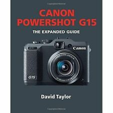 Canon Powershot G15 (Expanded Guides)-ExLibrary