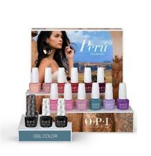 OPI Gelcolor Soak-off Gel Polish Peru Fall Collection 2018-Pick Any Color