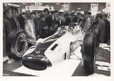 1963 LOTUS 29 INDY 500 DAN GURNEY RACING CAR SHOW 1964 ORIGINAL PHOTOGRAPH FOTO