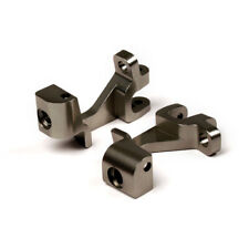 Traxxas XO-1 1:7 Alloy Front Caster Block, Grey by Atomik RC - Replaces TRX 6832