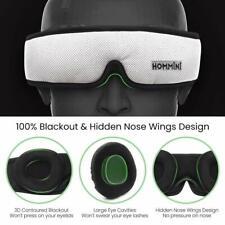 Eye Mask for Sleeping, Sleep Mask 3D Breathable Memory Foam Contours Modular