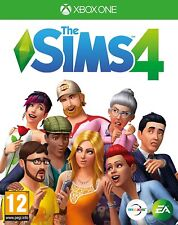 The Sims 4 (Xbox One) BRAND NEW SEALED PAL