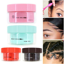 Anti Frizz Hair Finishing Shaping Styling Wax Edge Control Fruity Refresh Cream