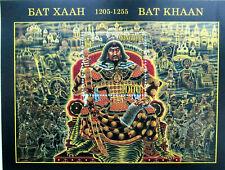 Mongolia 2013 Bat Khaan Block Stamp
