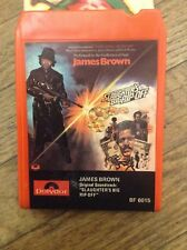 James Brown 8-Track Slaughter's Big Rip Off 1973