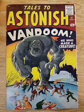 Tales to Astonish #17