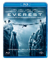 EVEREST    BLU RAY   BLUE-RAY AVVENTURA