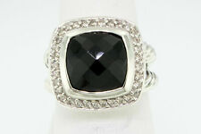 David Yurman Albion Ring Black Onyx 11mm