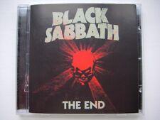 BLACK SABBATH  -   The End (  JEWEL CASE )