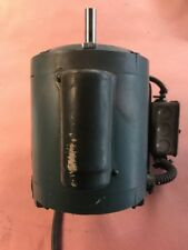 "Delta Rockwell 17"" Drill Press Replacement Motor and Mount DP-600 5/8"" Shaft"