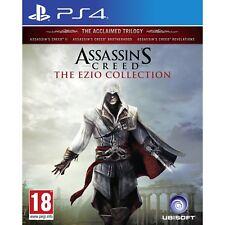 La colección de Ezio De Assassin's Creed Juego PS4
