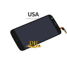 US For ZTE Grand X3 Z959 Screen Touch Digitizer LCD Display Black Part NEW
