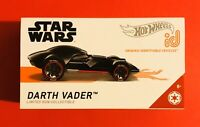 Hot Wheels id Star Wars Darth Vader Car Series 1  *Limited Run Collectible*