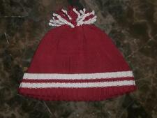 Gymboree New Striped White And Red Hat Sz 12-18 Month NWT
