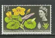 GB 1964 QE2 1/-3d Botanical Congress Umm SG 658 ( T155 )