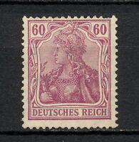 (YYAA 249) GERMANY 1905 MNG Mich 92I Sc 89 Deutsches Reich